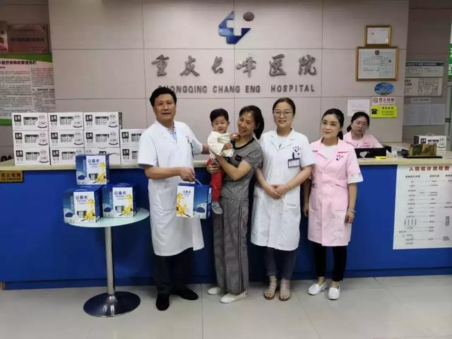 """欢乐童心,汇聚长峰——重庆长峰医院里的""""六一""""儿童节这样过"""